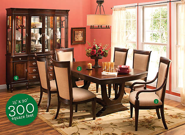 Dining Room Furniture That Fits Think Big Raymour And