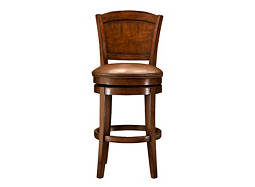 Belfast Leather Bar Stool