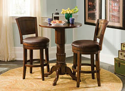 Belfast 3-pc. Bar-Height Dining Set