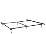 Queen/King Bed Frame w/ Glides