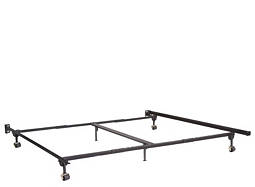 Queen/King Bed Frame w/ Casters