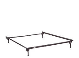 Twin/Full Bed Frame w/ Glides