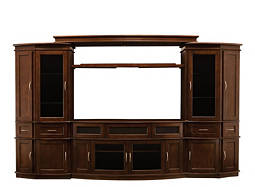 "Carana 4-pc. Wall Unit w/ 60"" TV Console"