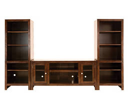 "Del Mar 3-pc. Wall Unit w/ 60"" TV Console"