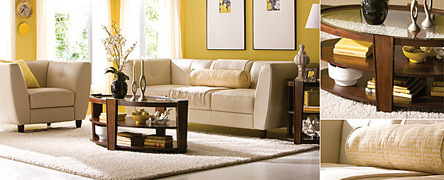 Color Story Decorating With Yellow Monochromatic