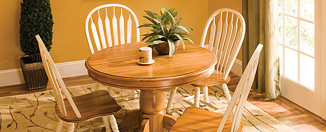 Dining Room Furniture That Fits Small Talk Raymour And Flanigan Furniture
