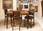 Denver 5-pc. Counter-Height Dining Set