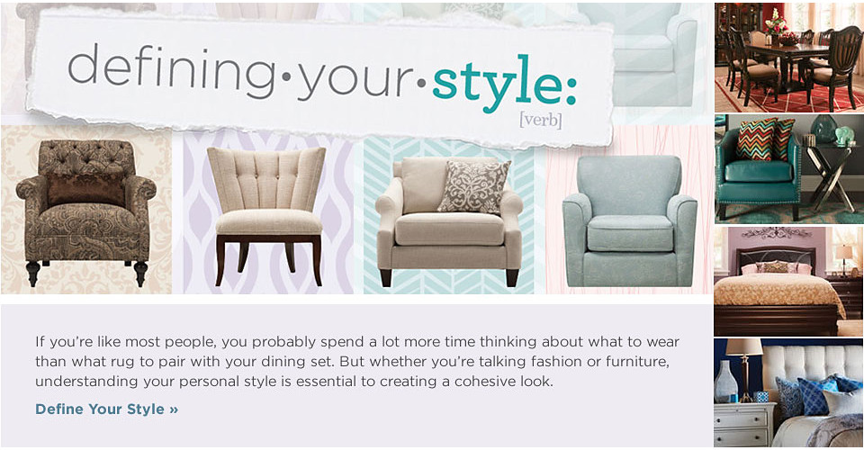 Defining Your Style