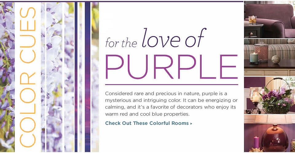 For The Love Of Purple