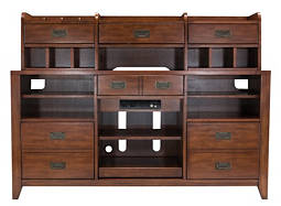 Danforth Credenza and Hutch