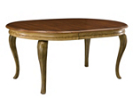 Vineyard Dining Table w/ Leaf