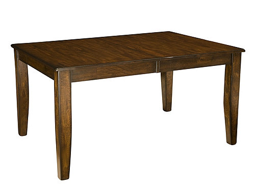 Kona dining table w leaf dining tables raymour and for Dining table with leaf insert