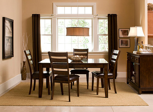 Kona 5 Pc Dining Set Dining Sets Raymour And Flanigan Furniture
