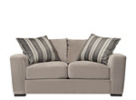 Carlin Microfiber Loveseat