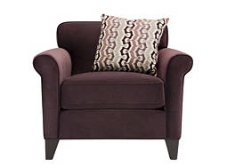 Selma Microfiber Chair
