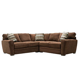 Artemis II 3-pc. Microfiber Sectional Sofa