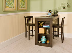 Kristin 3-pc. Counter-Height Dining Set