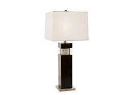 Plaza Square Table Lamp