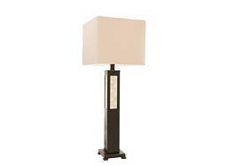 Window Panes Table Lamp