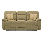 Pierce Chenille Reclining Sofa