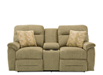 Pierce Chenille Reclining Loveseat