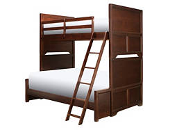 Wrenn Twin-Over-Full Bunk Bed