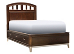 Jayden Twin Storage Platform Bed