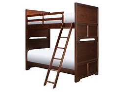 Wrenn Twin-Over-Twin Bunk Bed