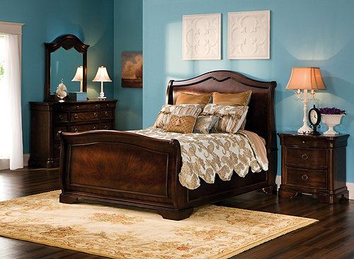 ... pc. Queen Bedroom Set | Bedroom Sets | Raymour and Flanigan Furniture