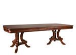 Vintage Dining Table w/ Leaves