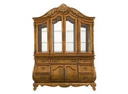 Versailles 2-pc. China Cabinet w/ Lighting