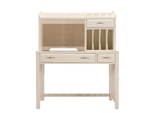 Beacon 2 Pc Writing Desk And Hutch Office Desks