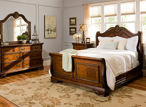 catalina 4 pc queen bedroom set bedroom sets raymour
