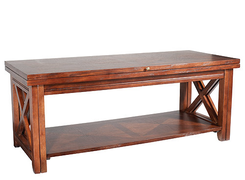 Tucson Flip Top Coffee Table Coffee Tables Raymour And Flanigan Furniture