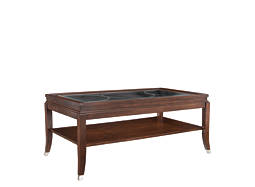 Lakefield Glass Coffee Table