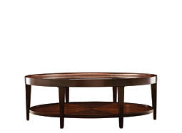 Carson Glass Coffee Table