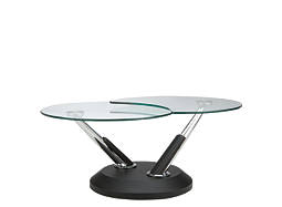 Modesto Glass Coffee Table