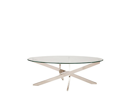 Zila Glass Coffee Table Coffee Tables Raymour And