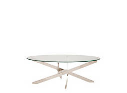 Zila Glass Coffee Table