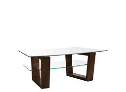 Cordoba Glass Coffee Table