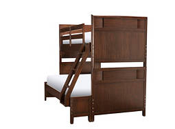 Saratoga Twin-Over-Full Bunk Bed