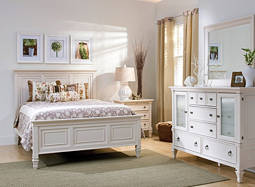 Somerset 4-pc. King Bedroom Set