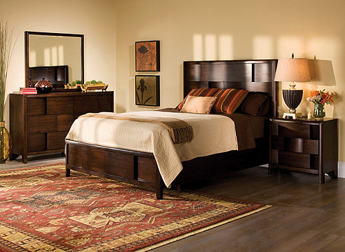 bedroom set w storage bed bedroom sets raymour and flanigan