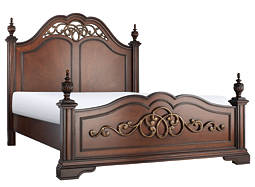 Stafford Queen Post Bed