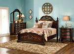 Stafford 4-pc. Queen Bedroom Set
