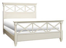 Retreat Queen Panel Bed