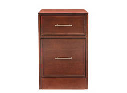 kathy ireland Home Hanover Mobile File Cabinet