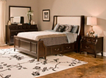 Keaton 4-pc. Queen Platform Bedroom Set w/ Storage Bed