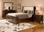 Keaton 4-pc. Queen Platform Bedroom Set