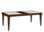 Enzo Dining Table w/ Leaf